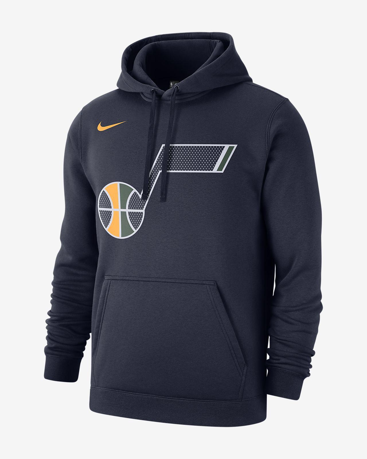 Utah Jazz Nike Men's NBA Hoodie