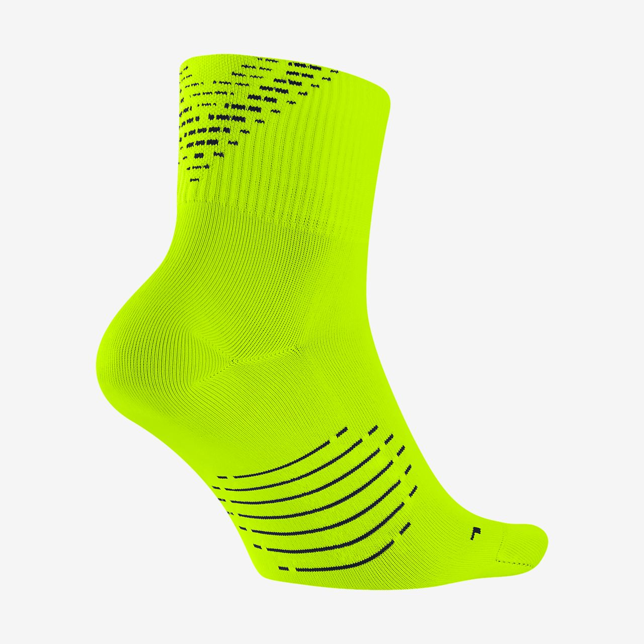 Nike Elite Lightweight 2.0 Quarter Running Socks