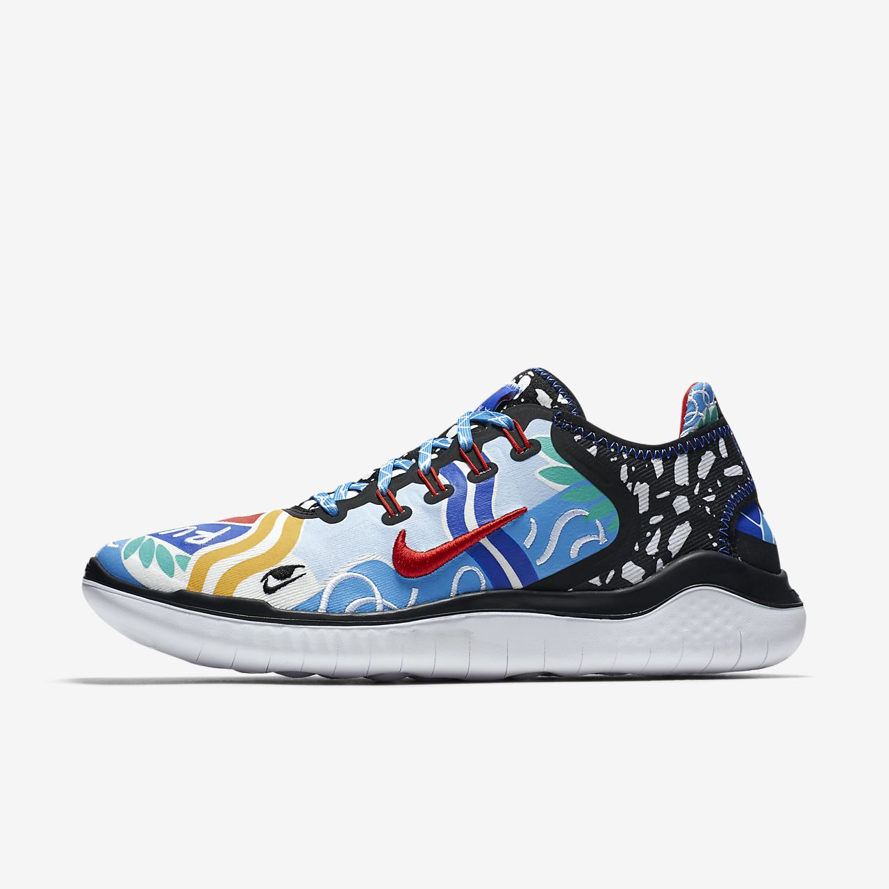 Chaussures Nike Free Run Course 2018 Hommes cycL9A