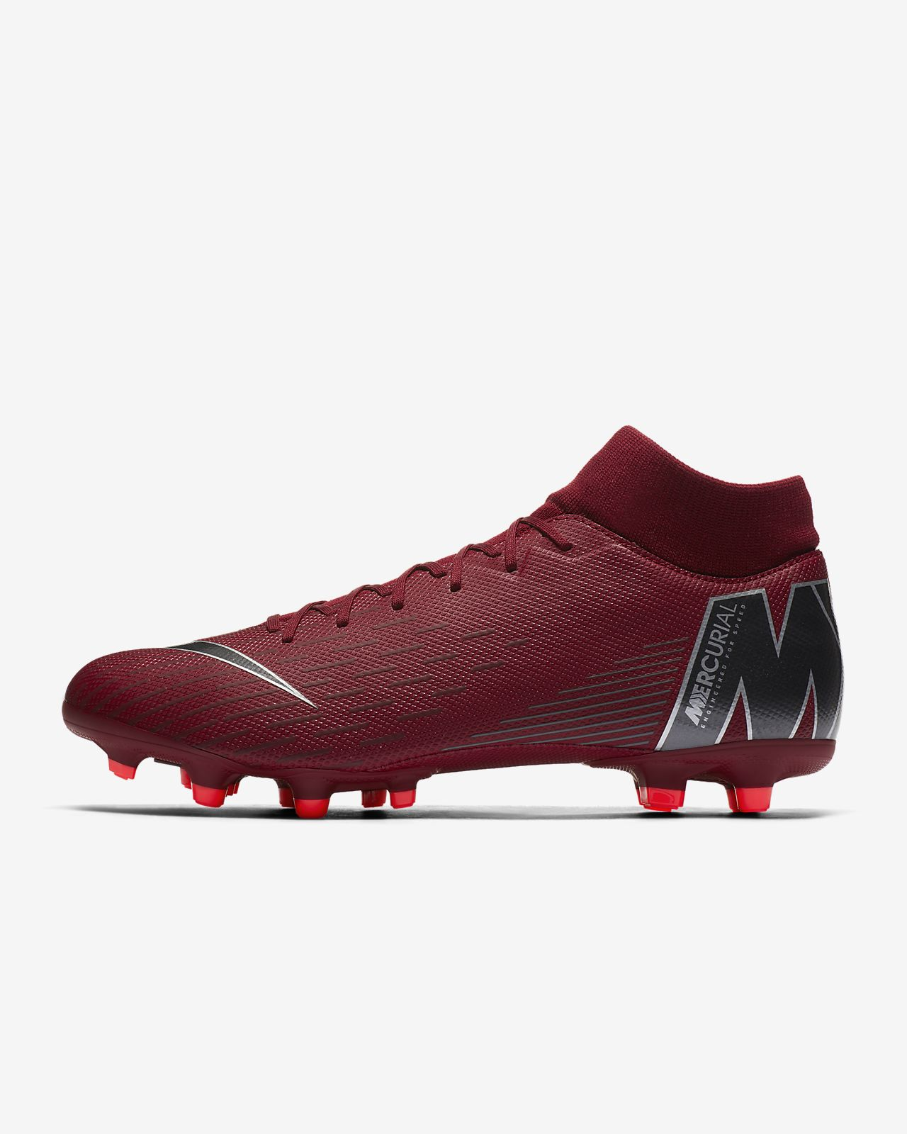 Nike Mercurial Superfly Vi Soccer Academy Mg Multi Ground Soccer Vi Cleat 0bbb15