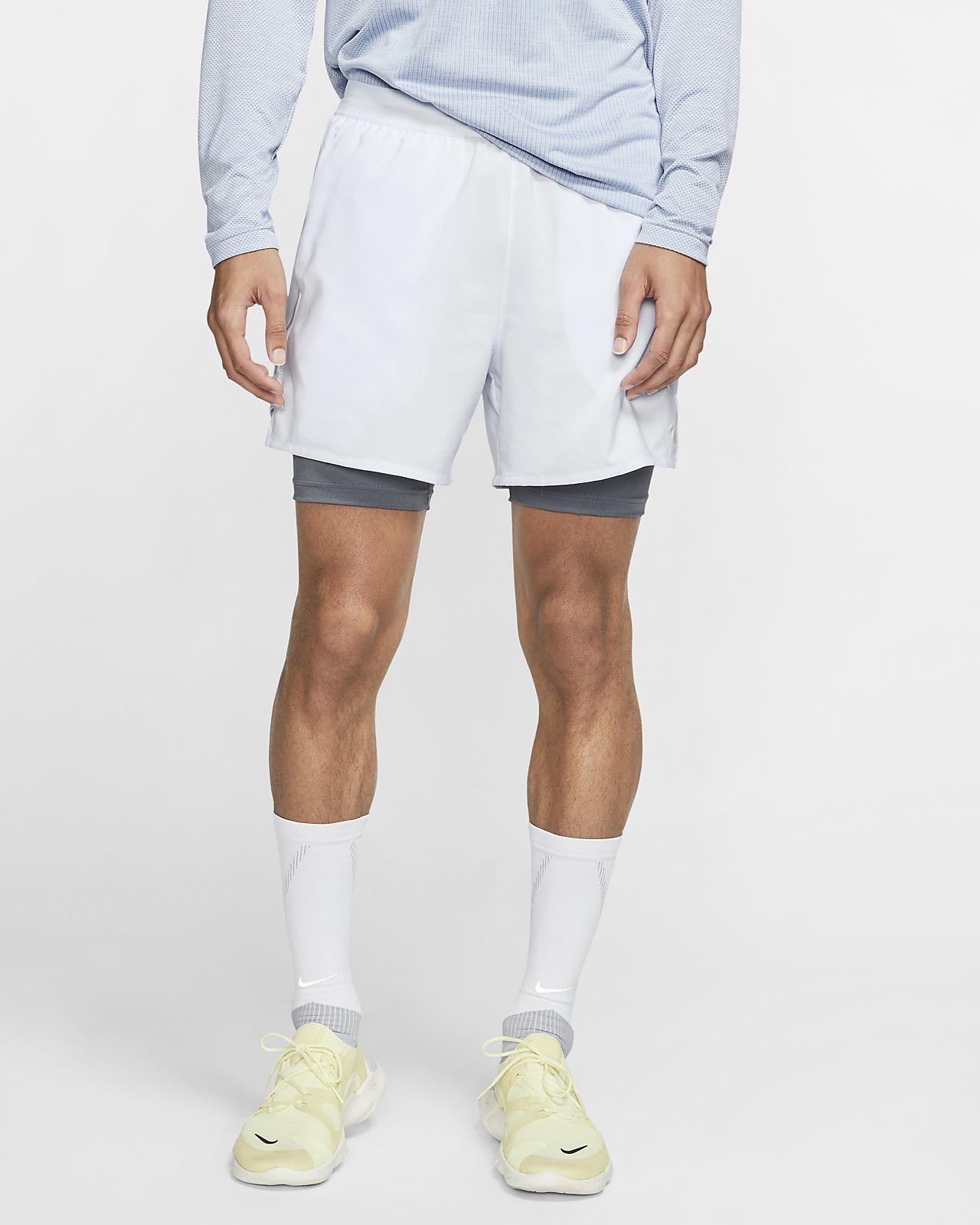Nike Flex Stride Pantalón corto de running 2 en 1 de 13 cm Hombre