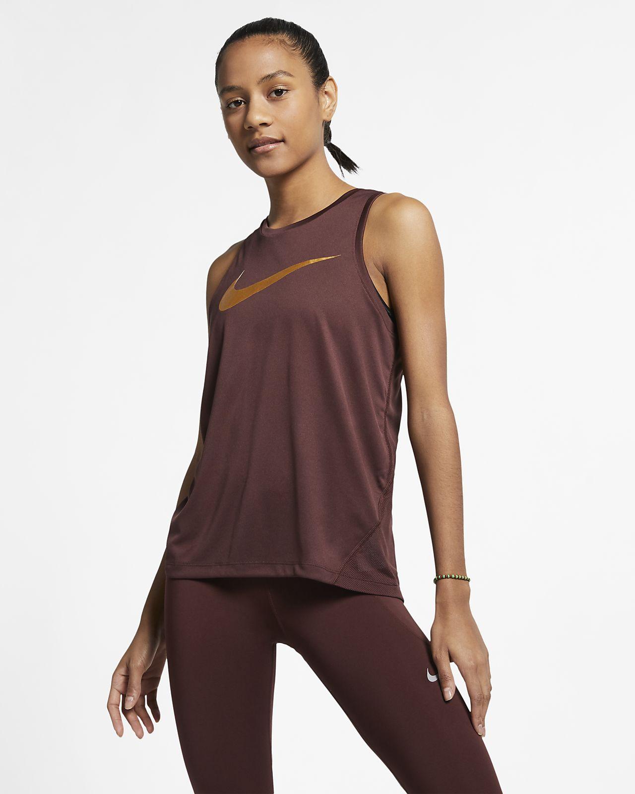 2555dec5153 Nike Miler Women s Running Tank. Nike.com GB
