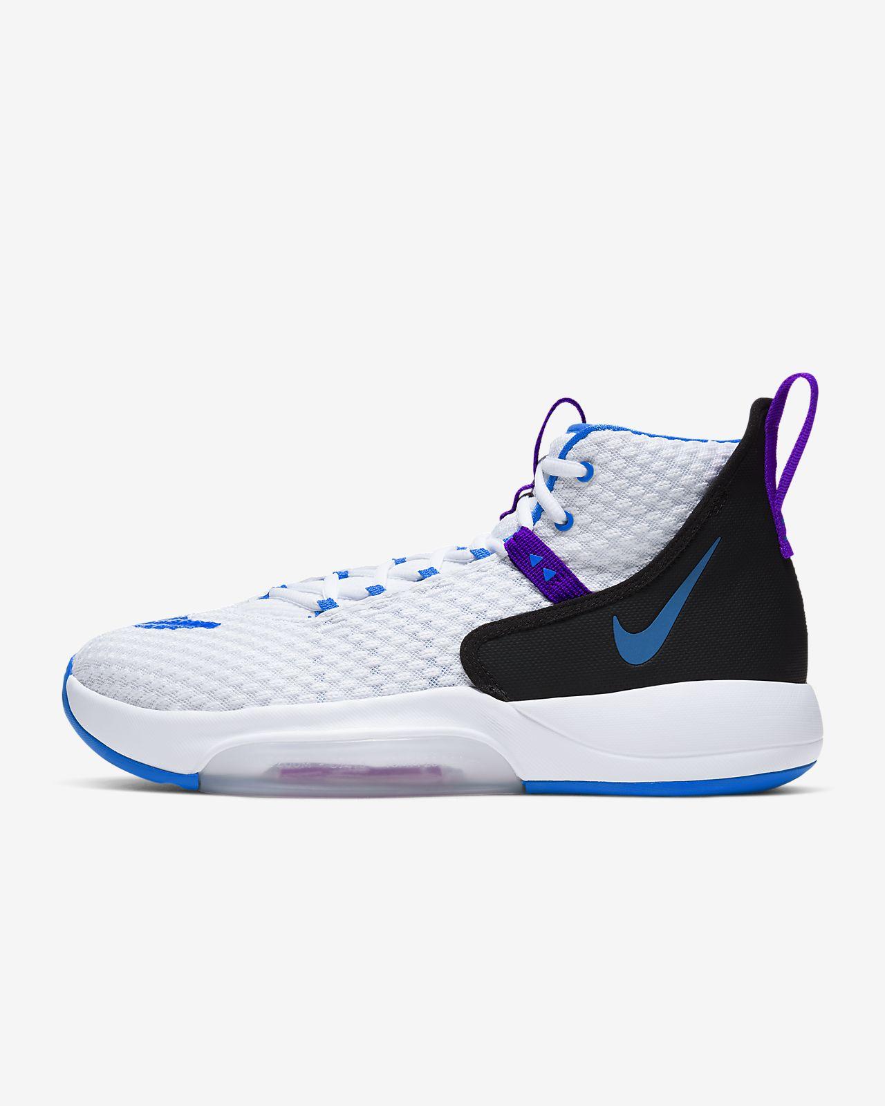 รองเท้าบาสเก็ตบอล Nike Zoom Rize