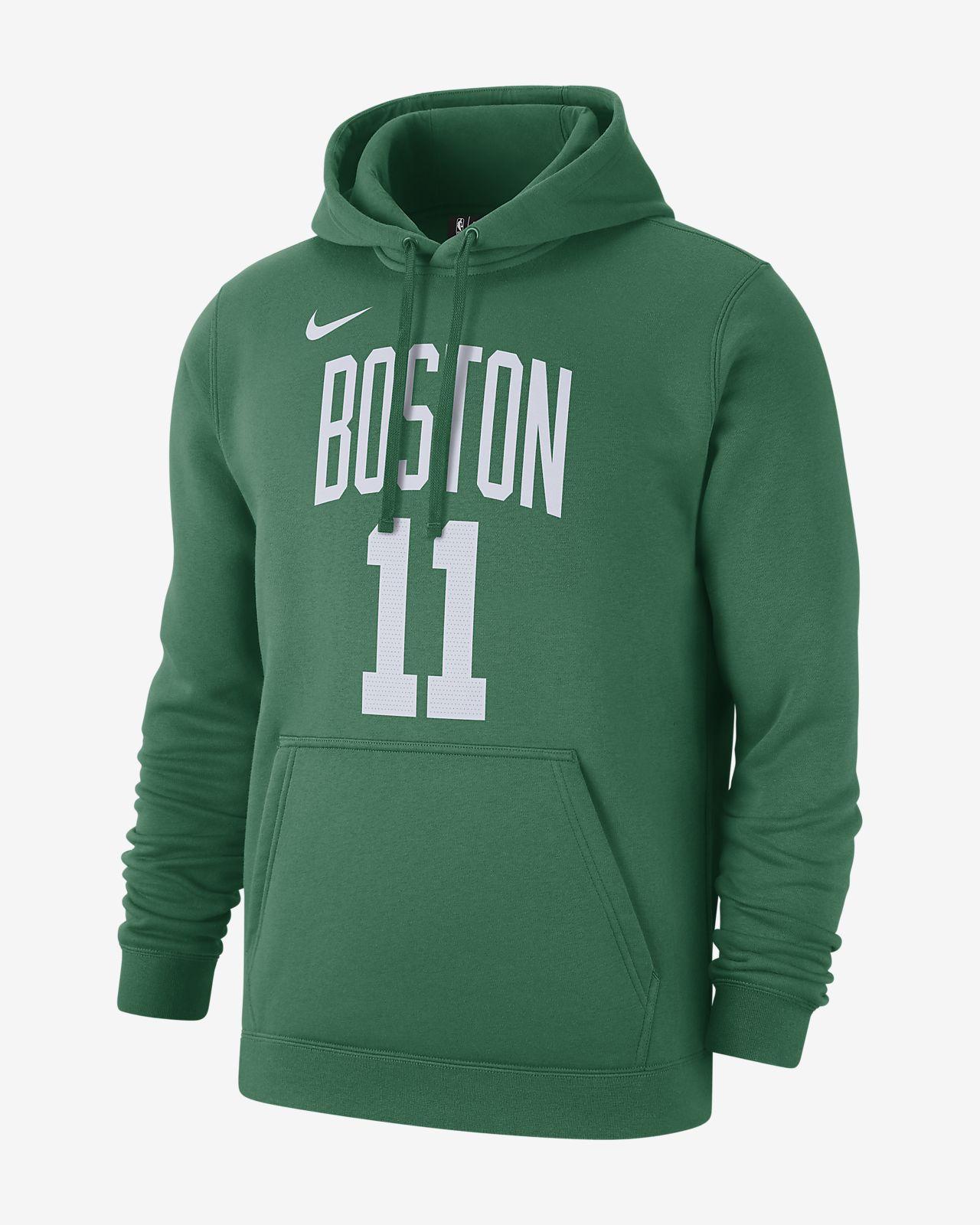 Kyrie Irving Boston Celtics Nike NBA-hettegenser til herre