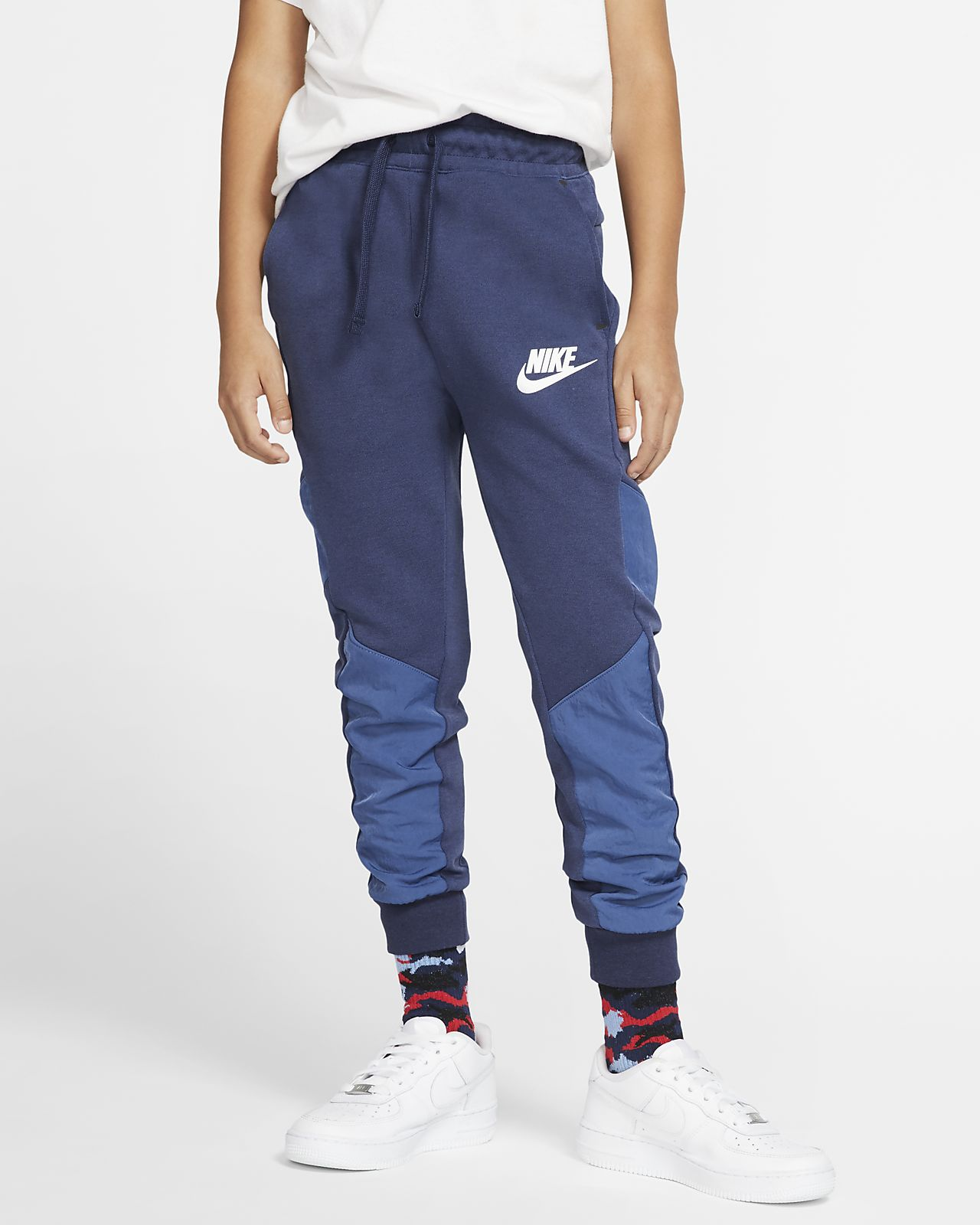 Nike Sportswear Winterized Tech Fleece Older Kids' (Boys') Trousers