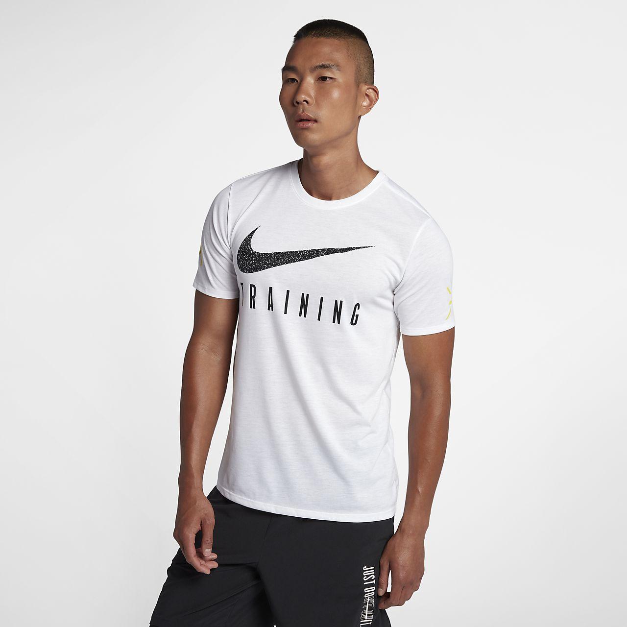 Nike Dri Fit Men S Training T Shirt Nike Com