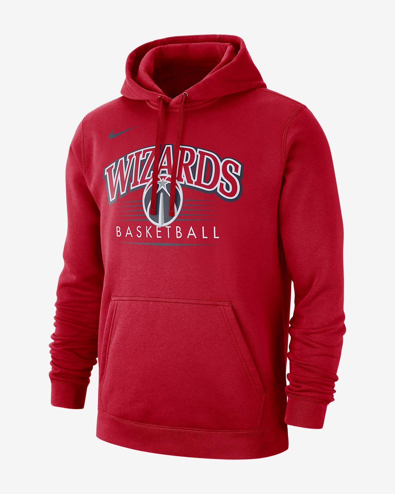 Washington Wizards Nike Men's NBA Hoodie