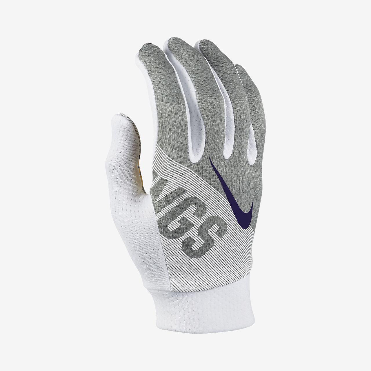 ... Nike Stadium (NFL Vikings) Football Gloves