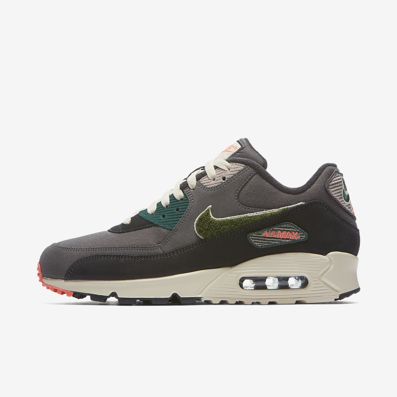 free shipping be8d1 0b5da ... Nike Air Max 90 Premium SE Herrenschuh