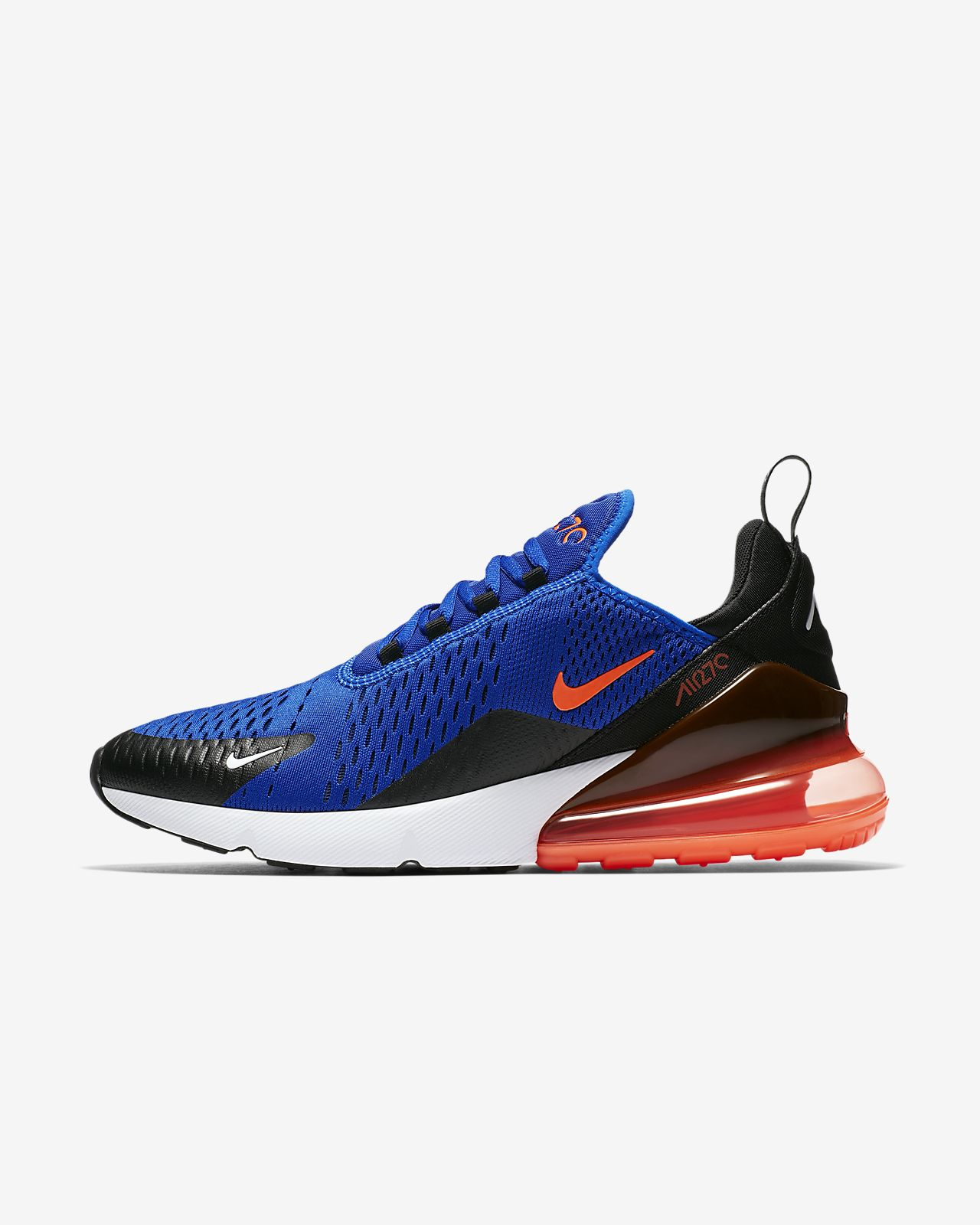 Nike Air Max 270 Black Photo Blue