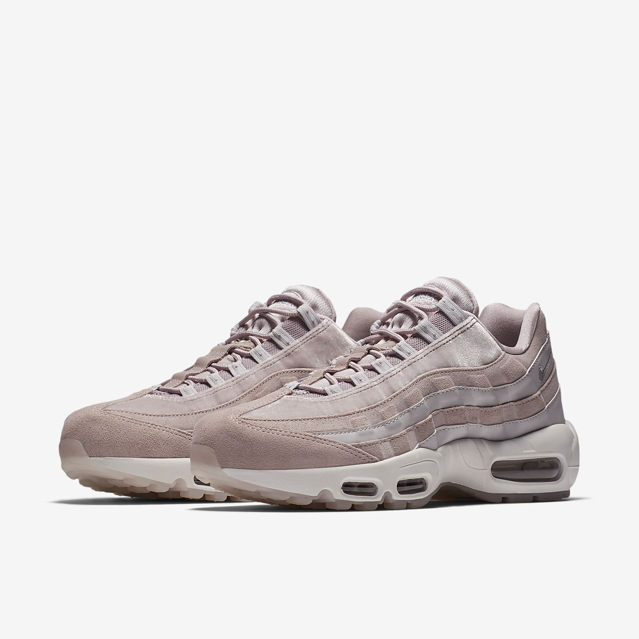 nike air max 95 womens brown