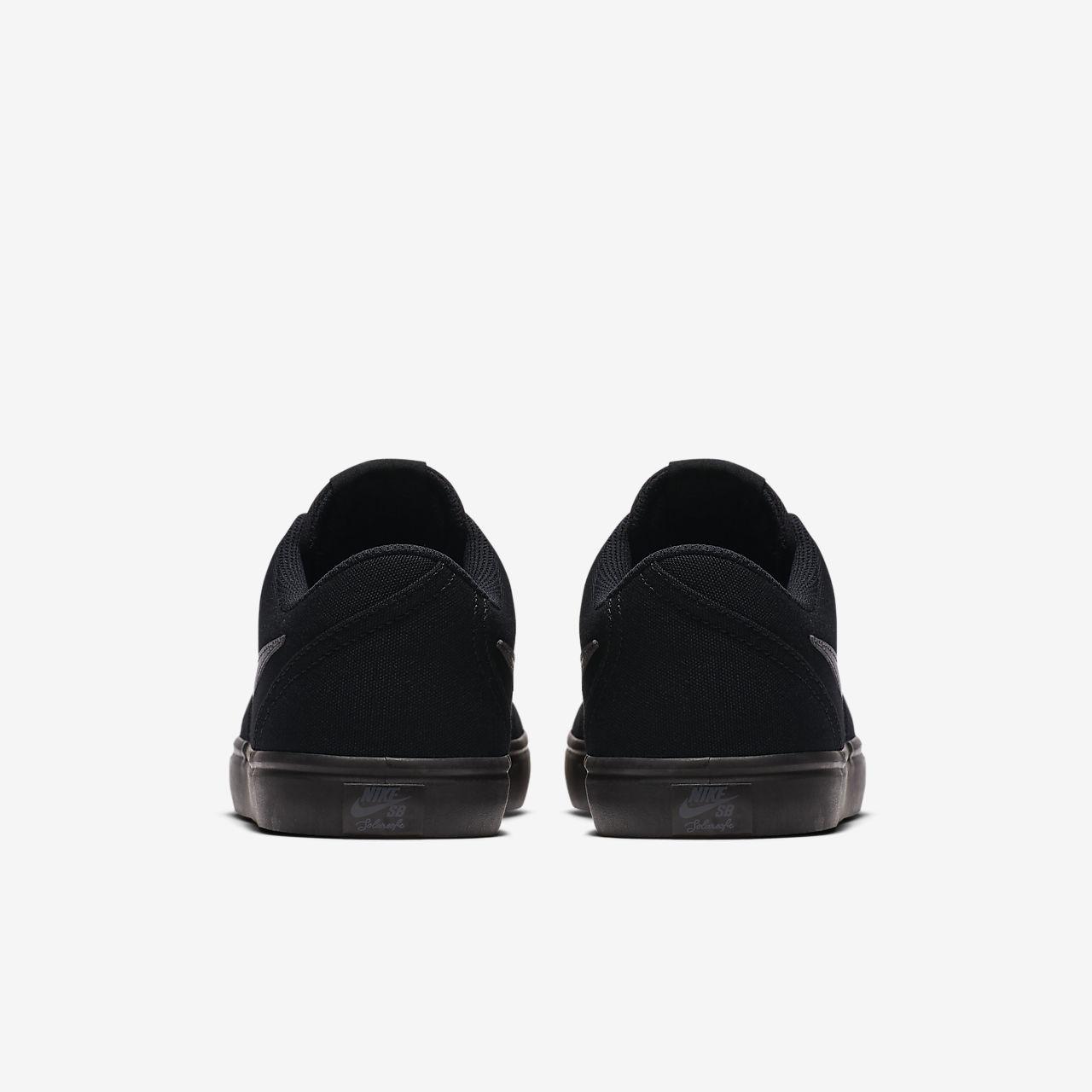 info for 630bb 91137 ... Calzado de skateboarding para hombre Nike SB Check Solarsoft Canvas