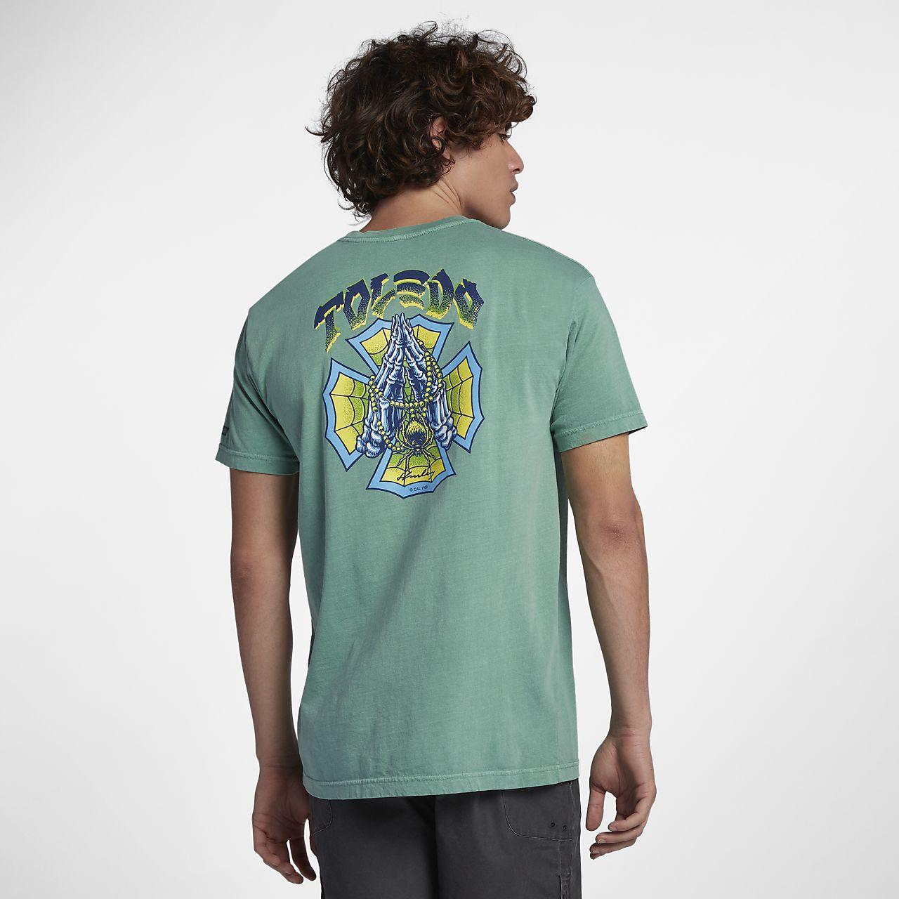 Pánské tričko Hurley Team Toledo. Nike.com CZ c6f55e69db