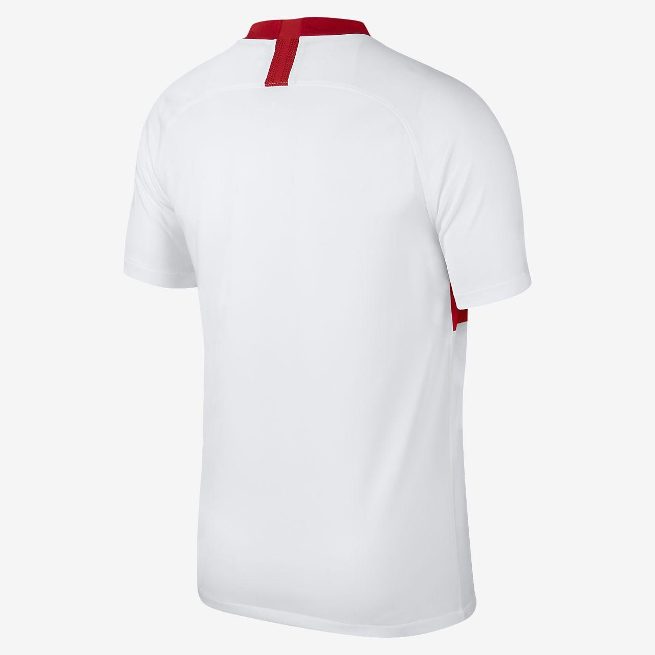 1248cae3a77 2018 19 Spartak Moscow Stadium Away Men s Football Shirt. Nike.com GB