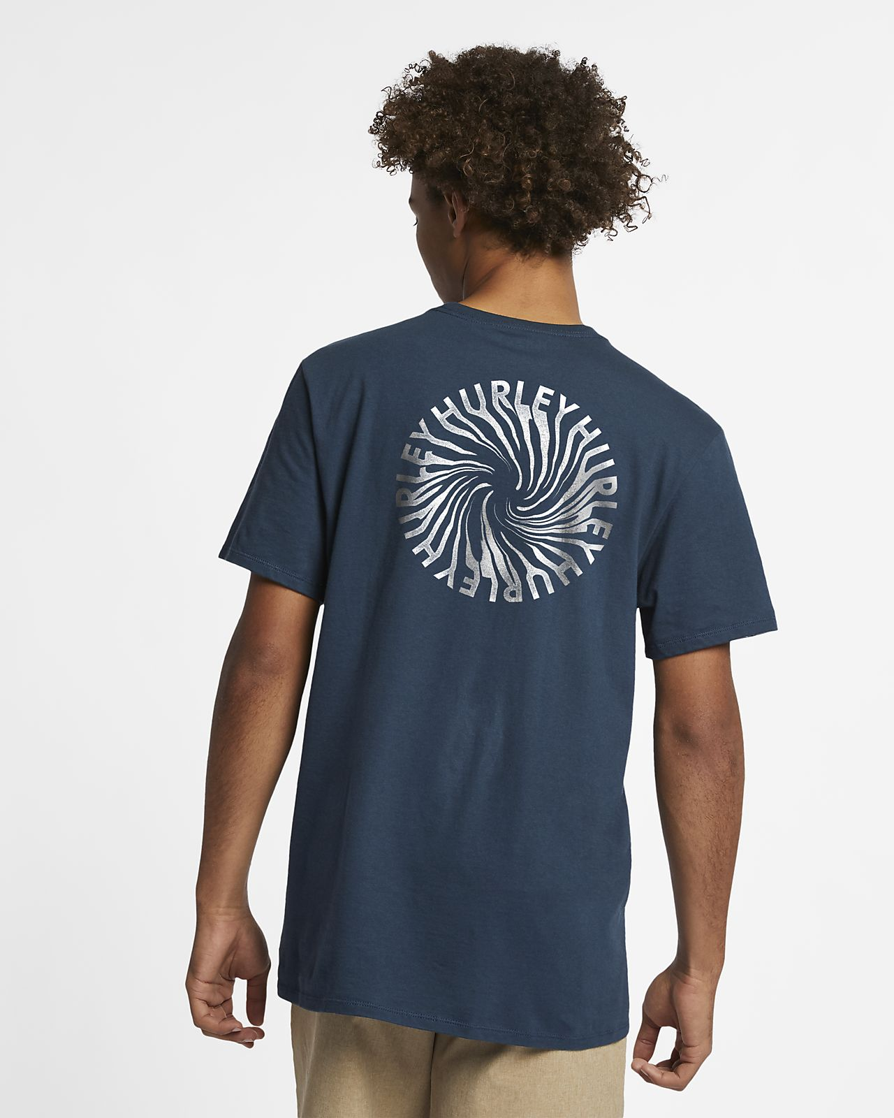 Hurley Premium Wormhole Men's T-Shirt