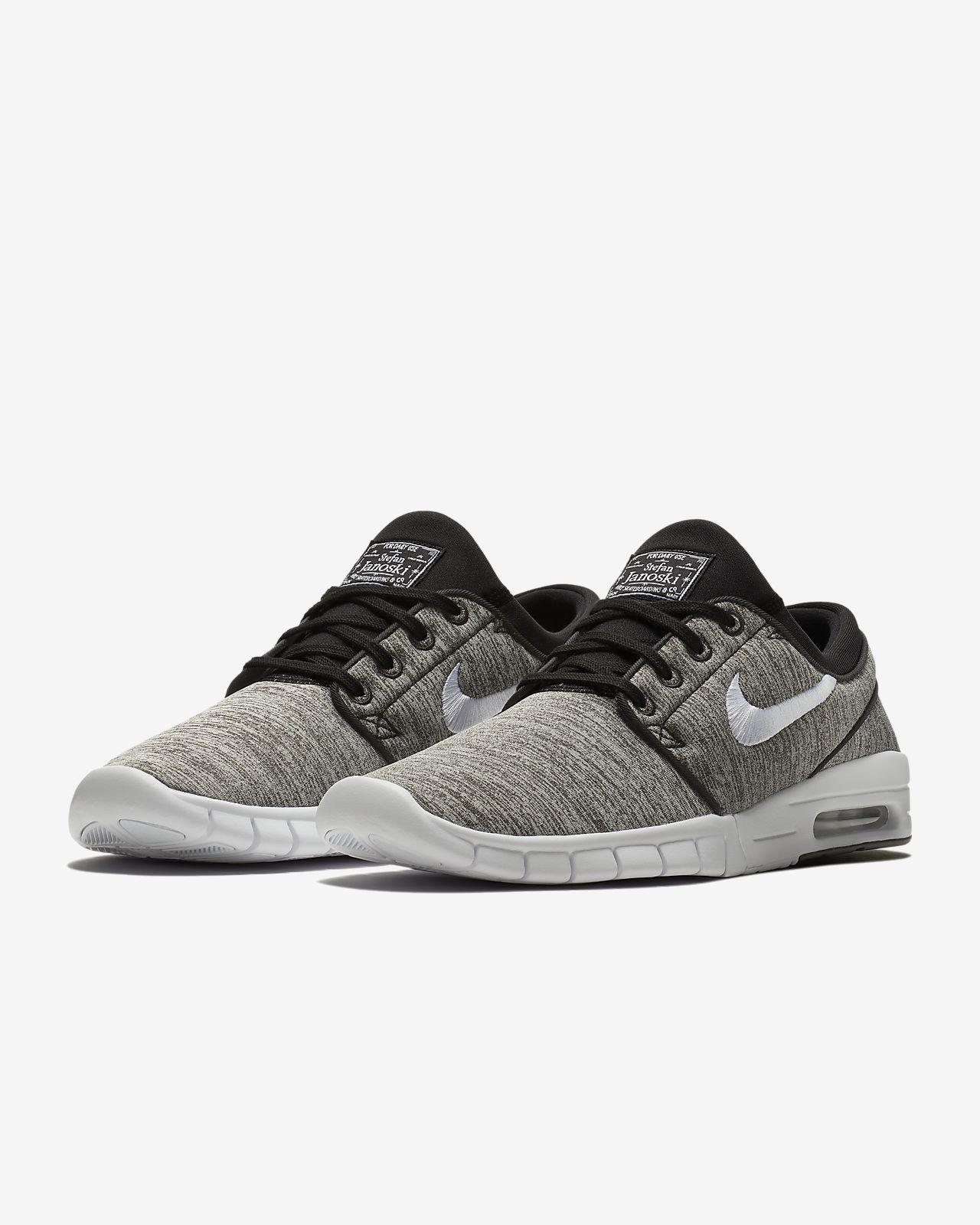 info for d164d c76c2 ... Nike SB Stefan Janoski Max Skate Shoe