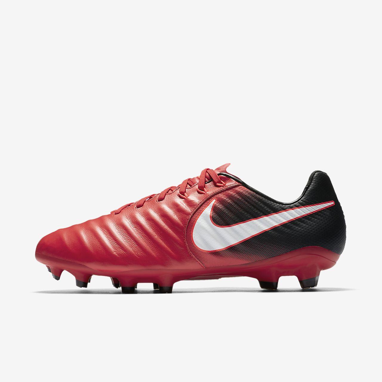 boys nike tiempo football boots