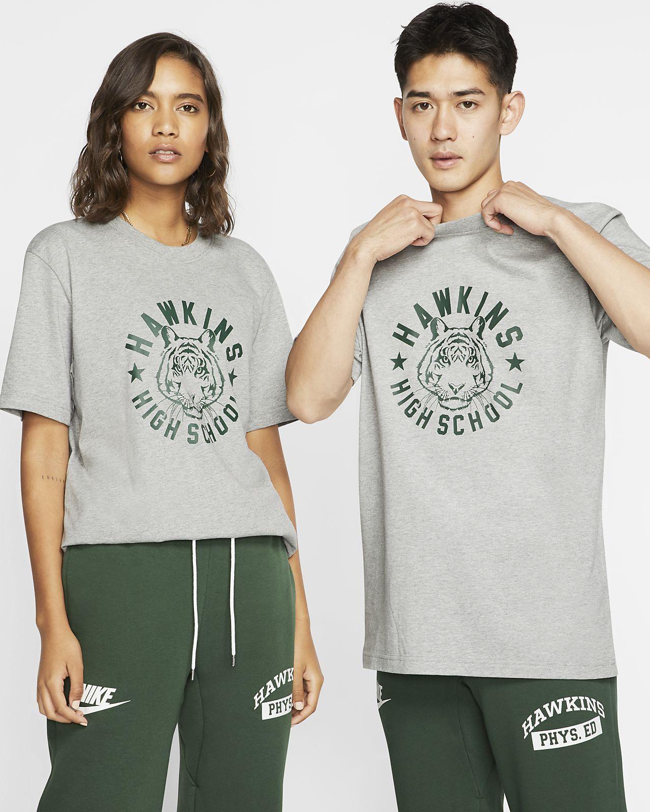 เสื้อยืดผู้ชาย Nike x Stranger Things