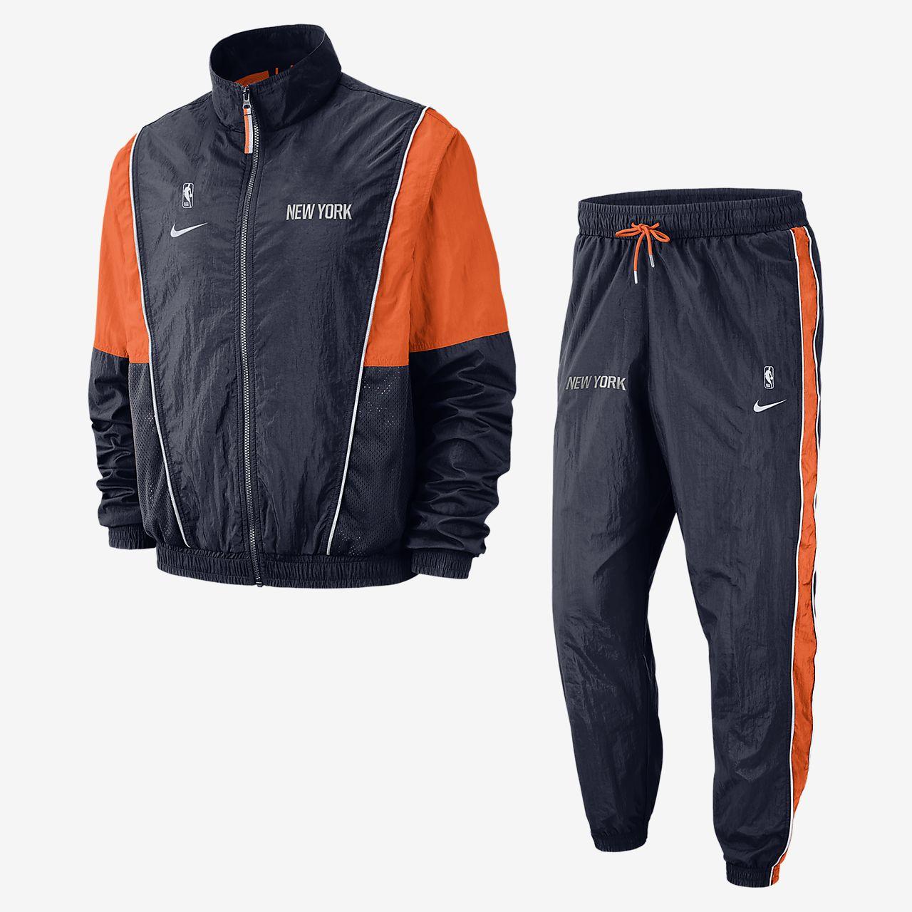 san francisco 12314 57e20 ... Survêtement NBA New York Knicks Nike pour Homme