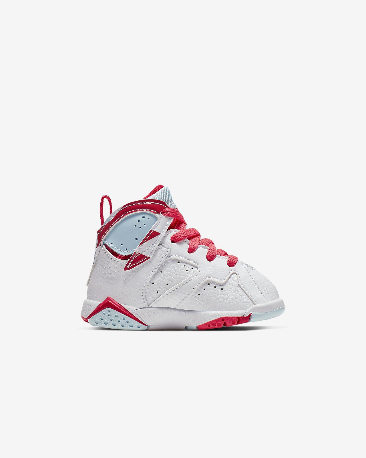 1cf5099cae9 Air Jordan 7 Retro 30th (2c-10c) Infant/Toddler Girls' Shoe. Nike.com