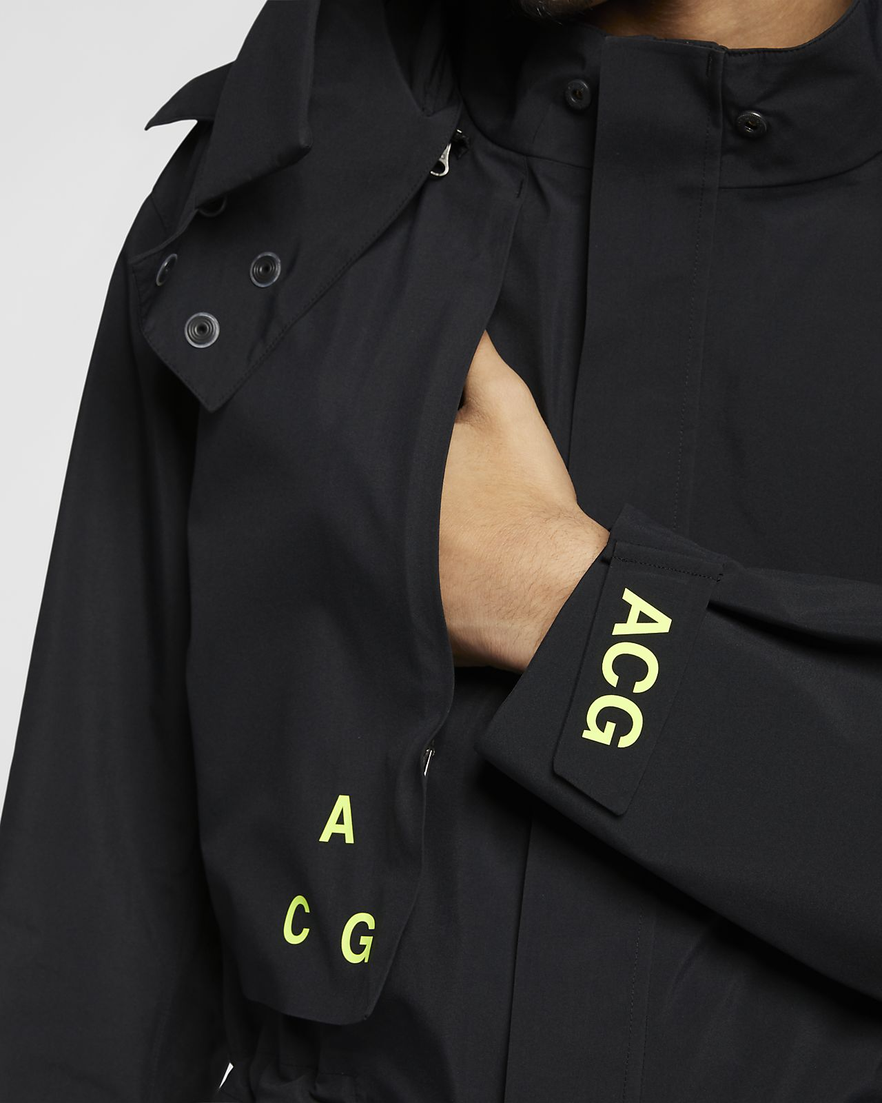 Nike ACG GORE TEX Men's Jacket. Nike GB