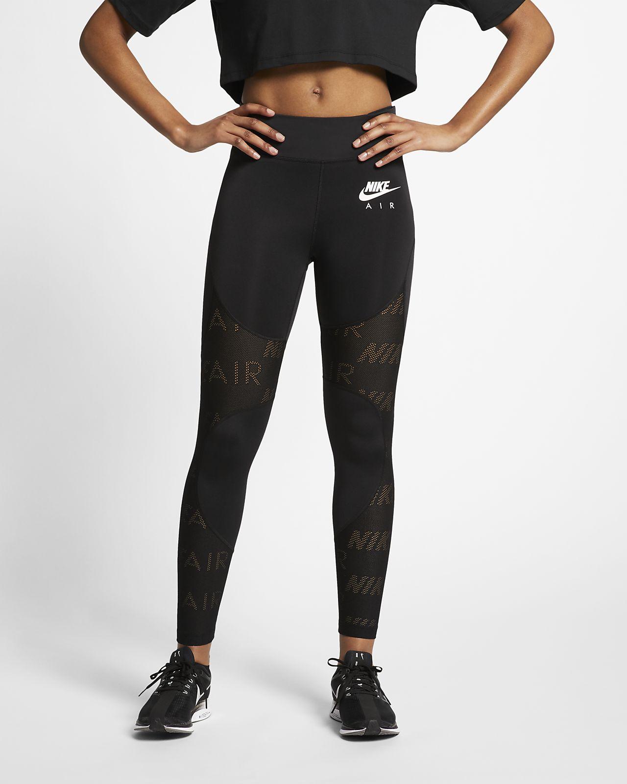 Löpartights Nike Air Fast i 7/8-längd för kvinnor