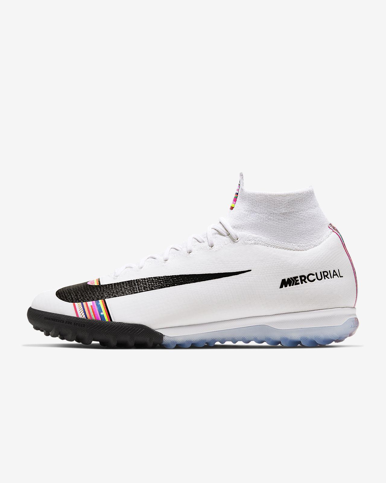 b746350349b6 ... Buty piłkarskie na nawierzchnię typu turf Nike SuperflyX 6 Elite LVL UP  TF
