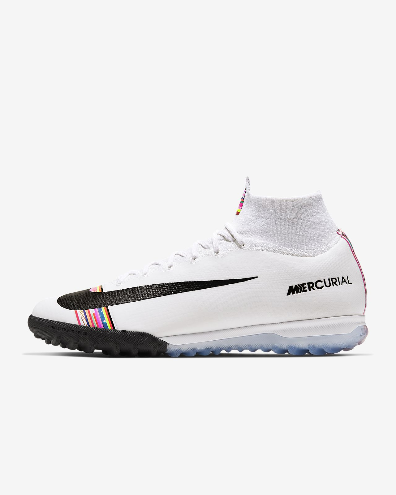 Chaussure de football pour surface synthétique Nike SuperflyX 6 Elite LVL UP TF