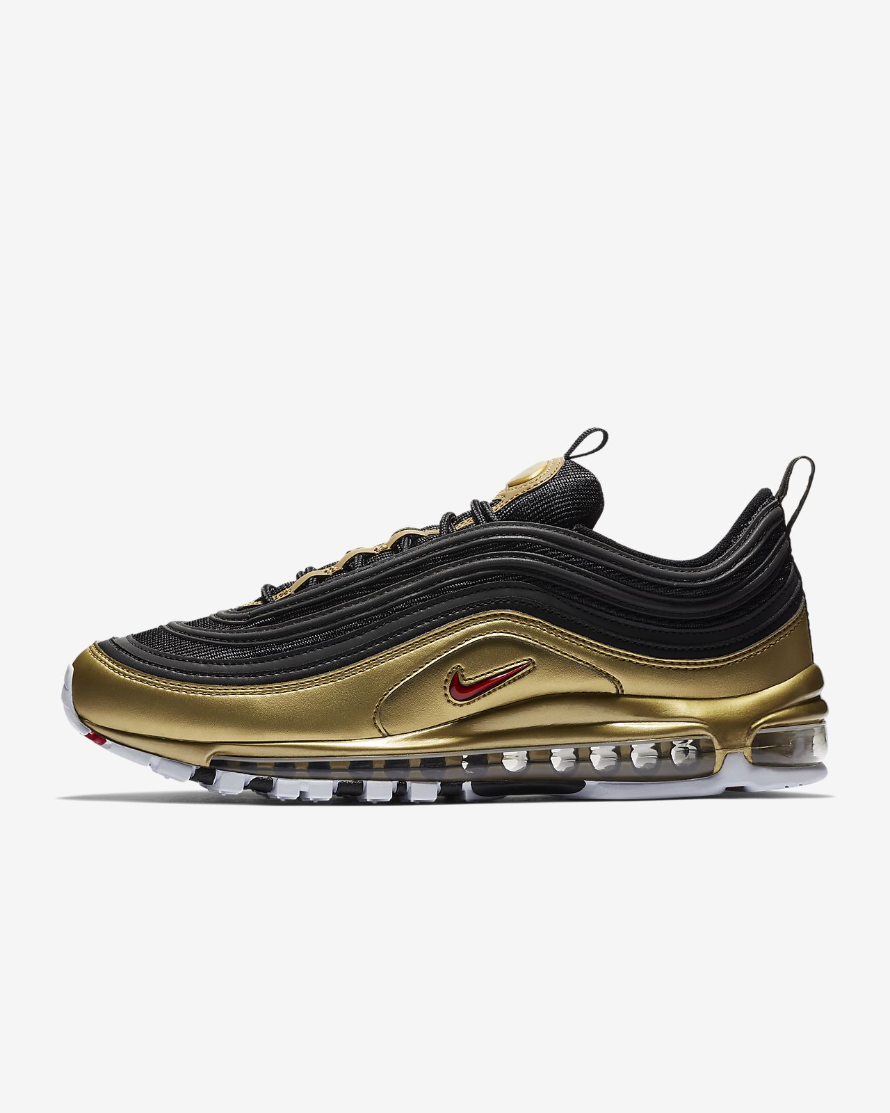 Nike Air Max 97 Premium Mens Size 13 Running Shoes New!