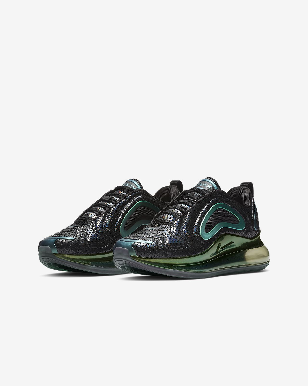 Nike Air Max 90 Leather Schuh für jüngere Kinder. Nike BE