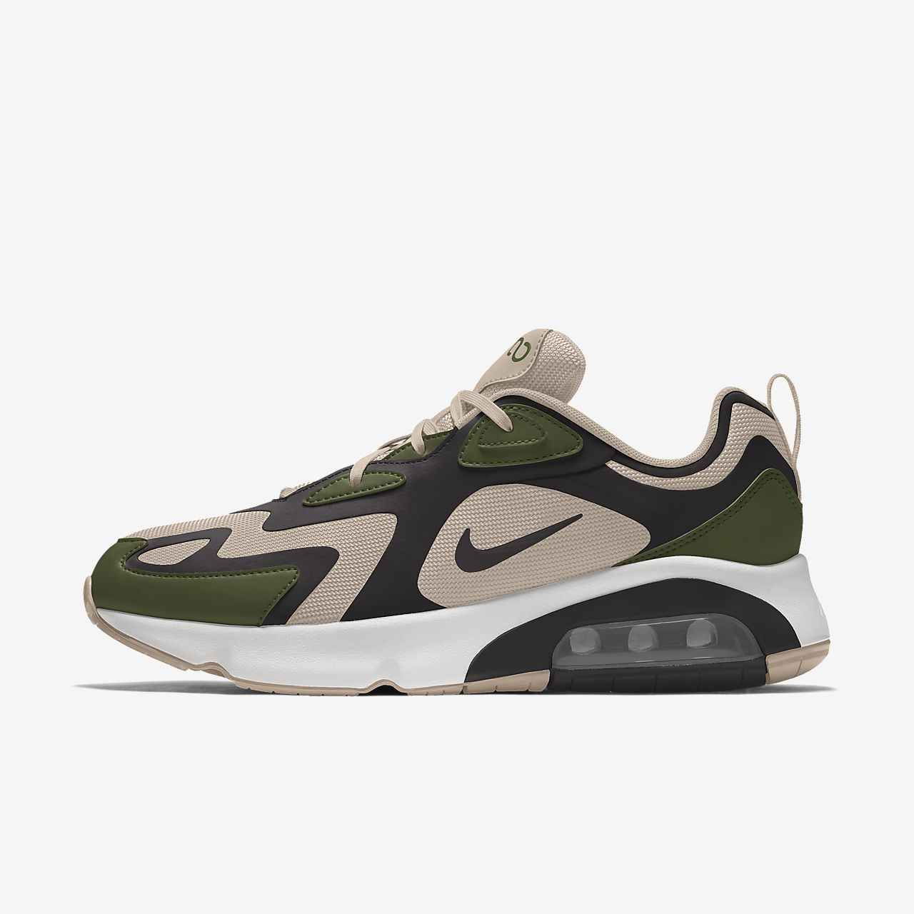 Nike Air Max 200 By You personalisierbarer Herrenschuh