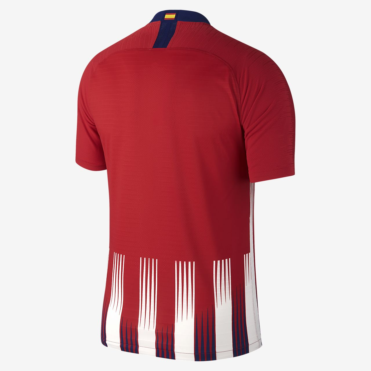 5b8fd056a6c3c ... Camiseta de fútbol para hombre de local Vapor Match del Atlético de Madrid  2018 19