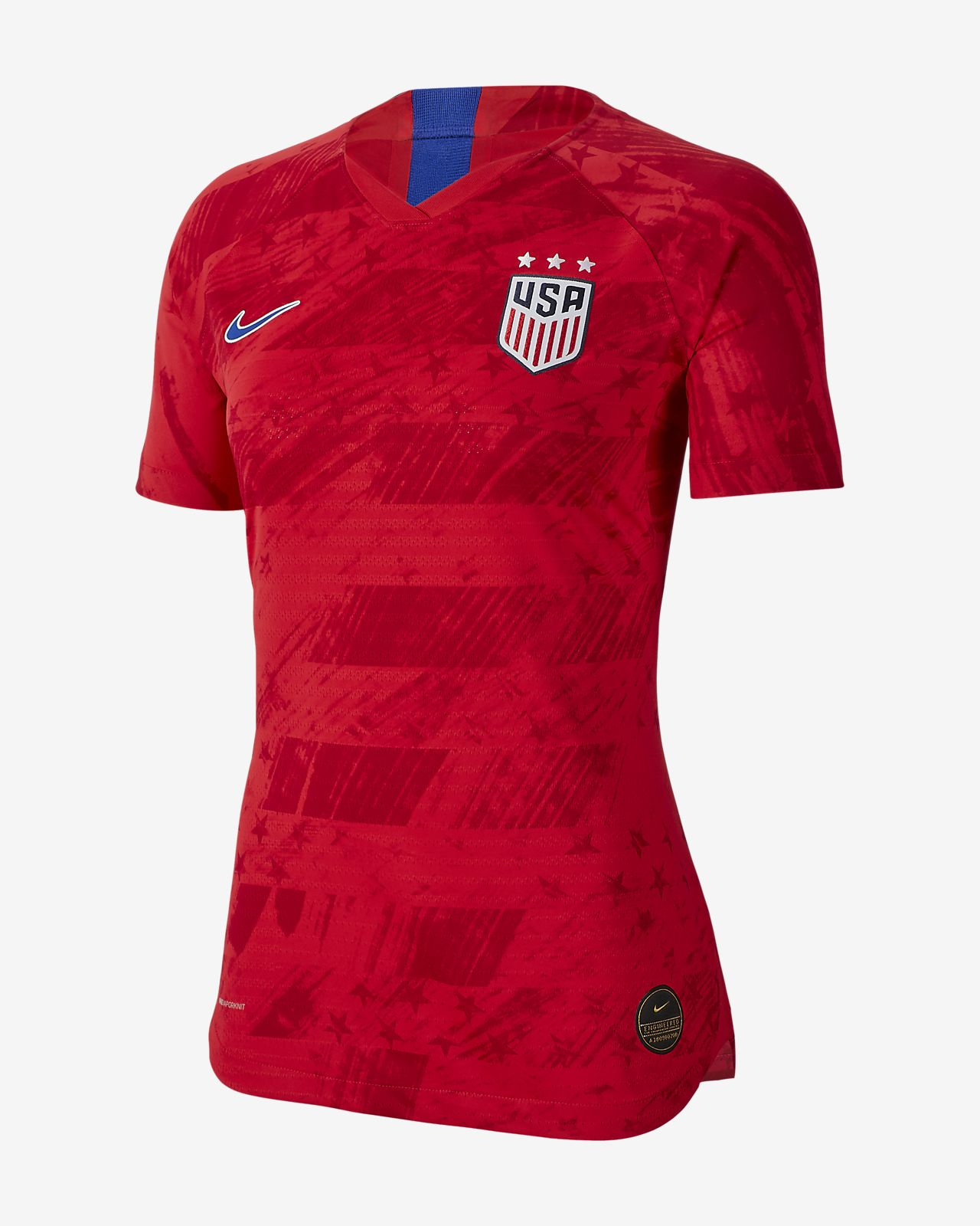 U.S. Vapor Match 2019 Women's Away Jersey