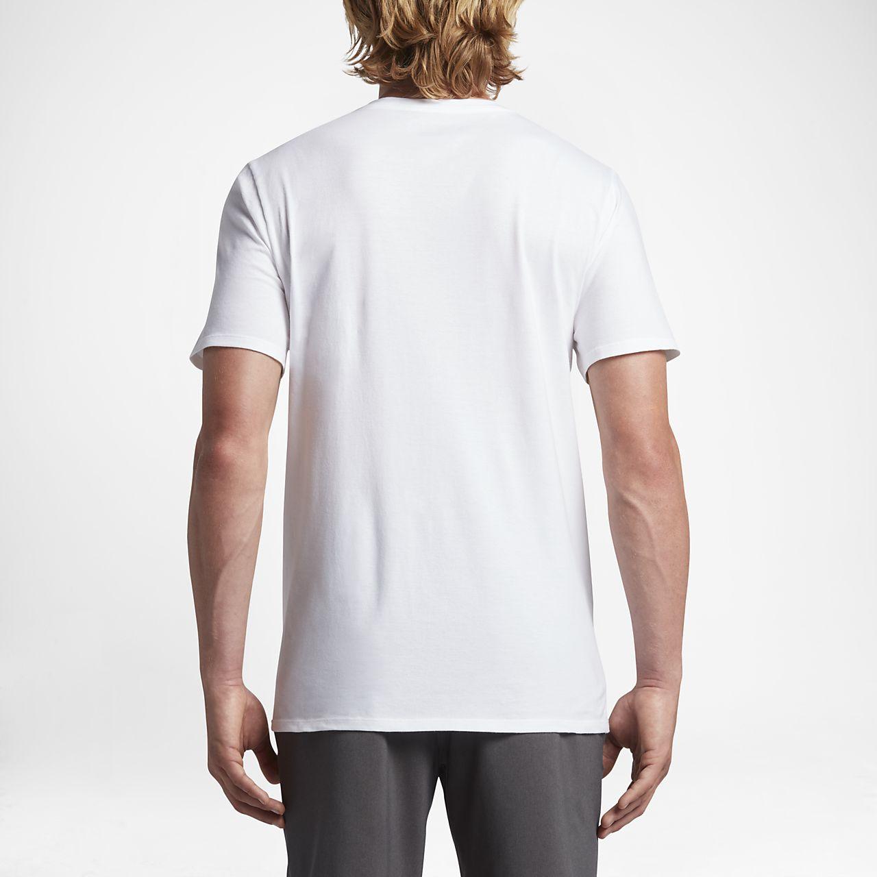 ... Hurley Icon Push Through Men's T-Shirt