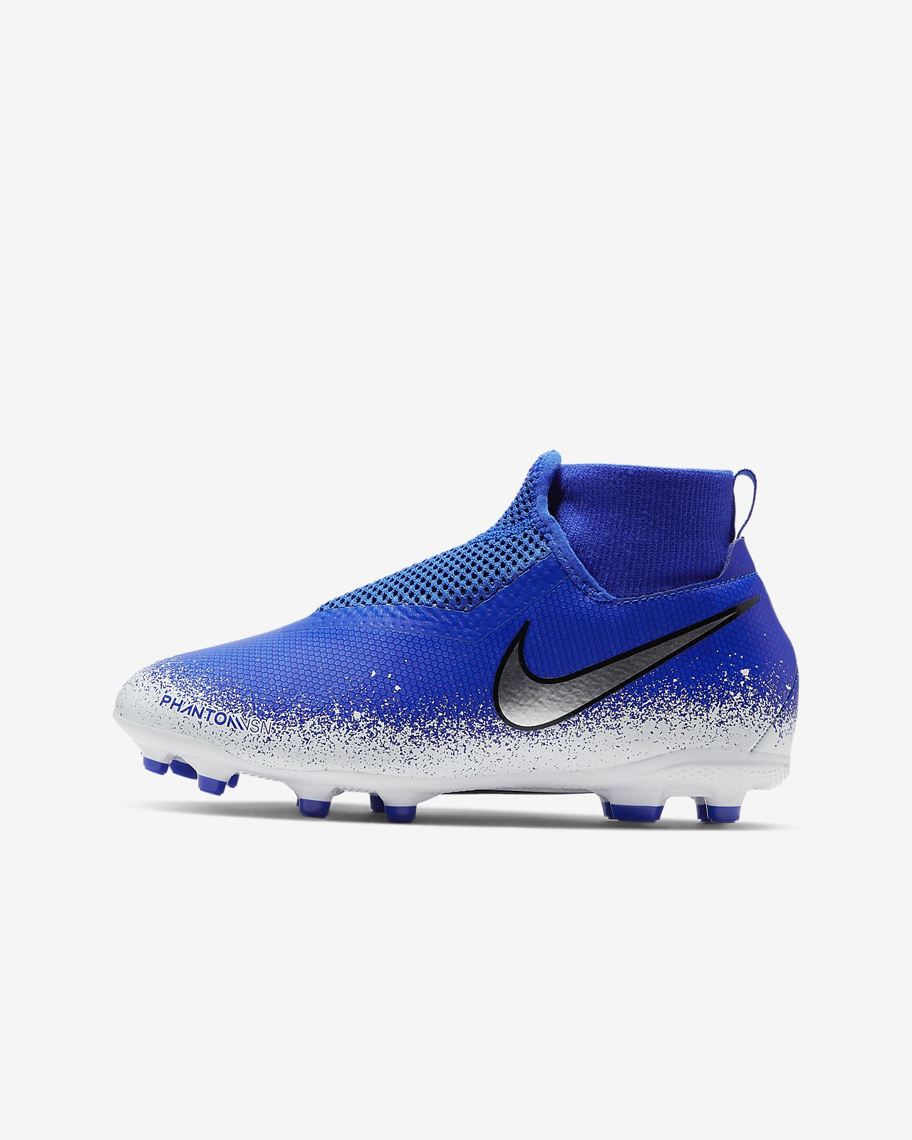 Chaussure de football multi-terrains à crampons Nike Jr. Phantom Vision Academy Dynamic Fit MG pour Jeune enfant/Enfant plus âgé