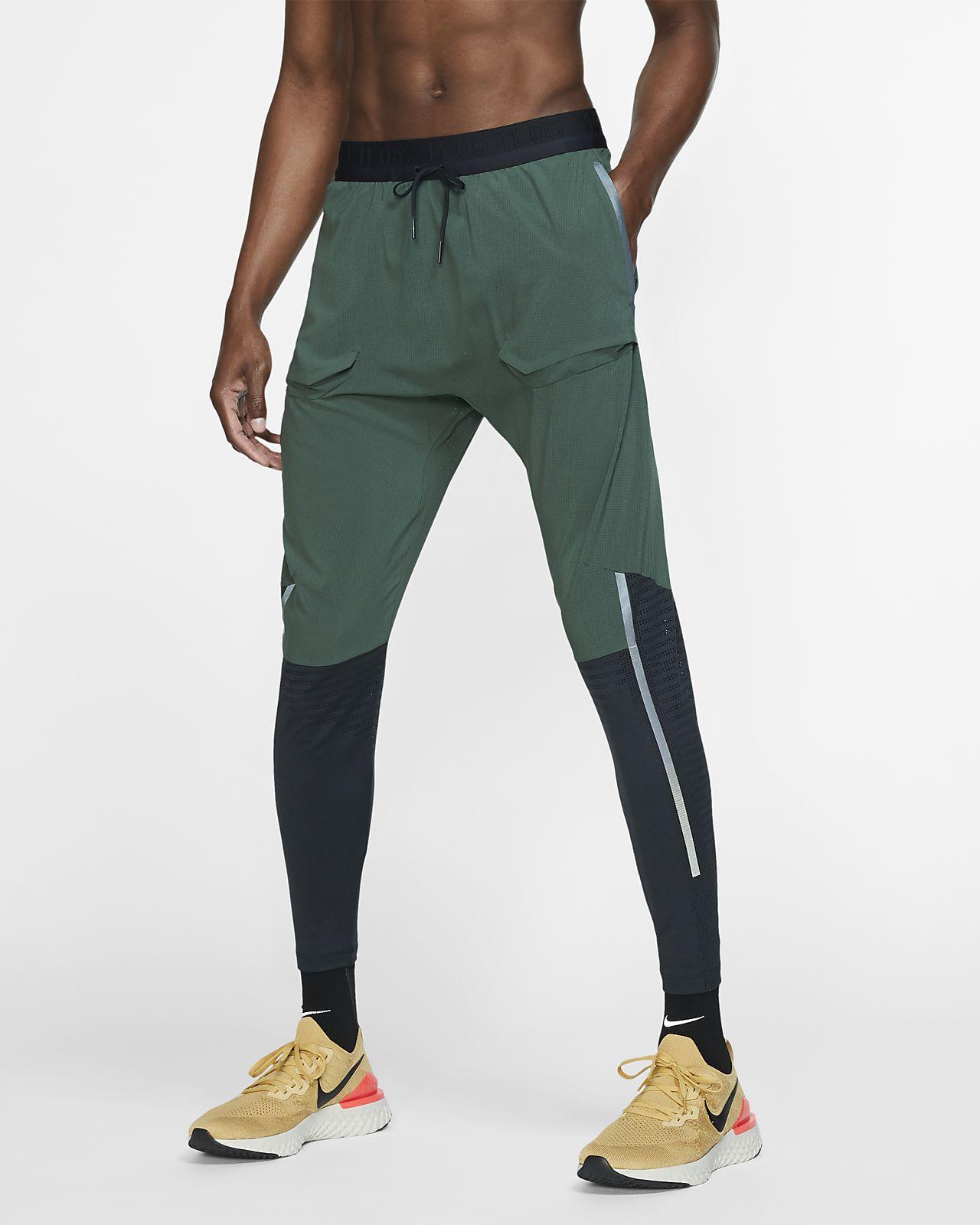 Pánské běžecké kalhoty Nike Tech Pack