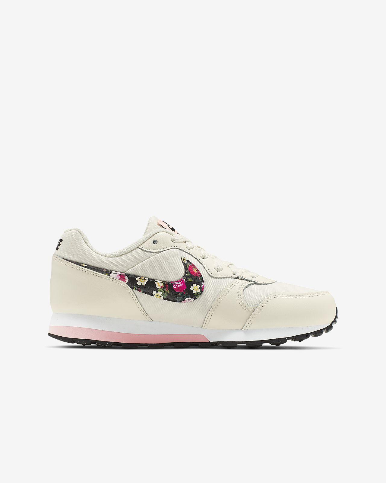 Nike MD Runner 2 Vintage Floral Kinderschoen