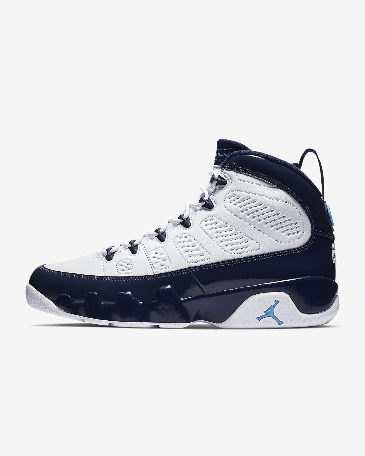 Air Jordan 9 Retro 复刻男子运动鞋