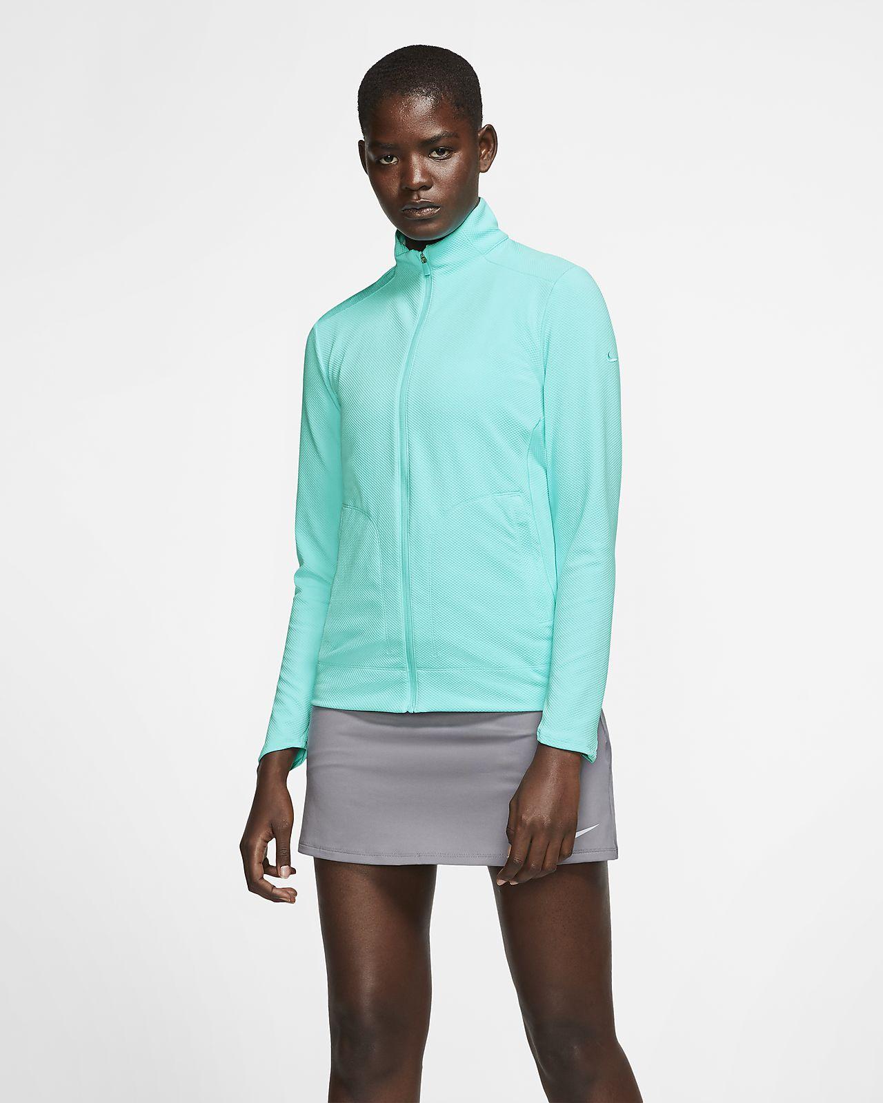 Nike Dri-FIT UV-golfjakke til kvinder