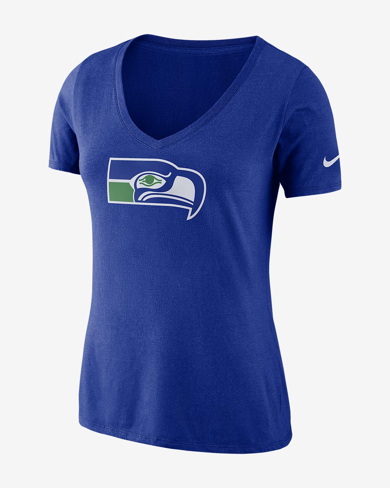 Nike Historic (NFL Seahawks) Women's T-Shirt
