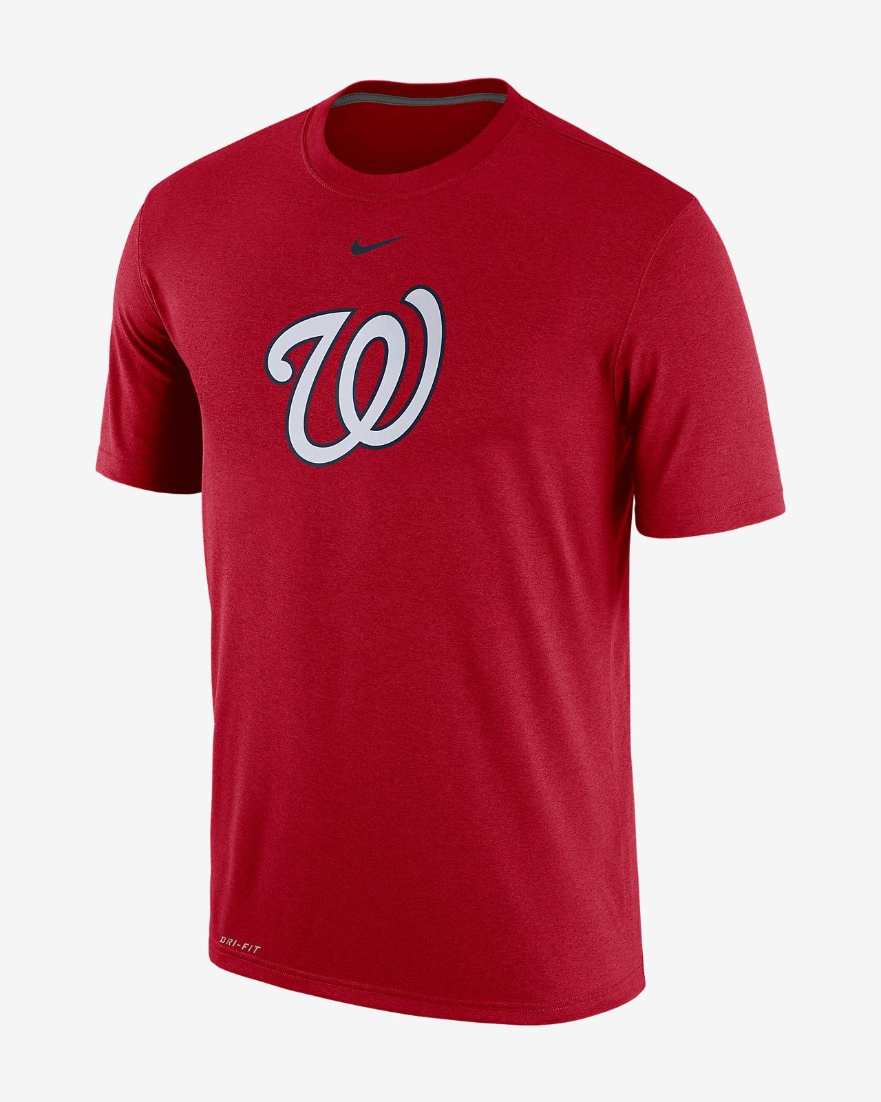e7683045a72 Nike Legend Logo (MLB Nationals) Men s T-Shirt. Nike.com