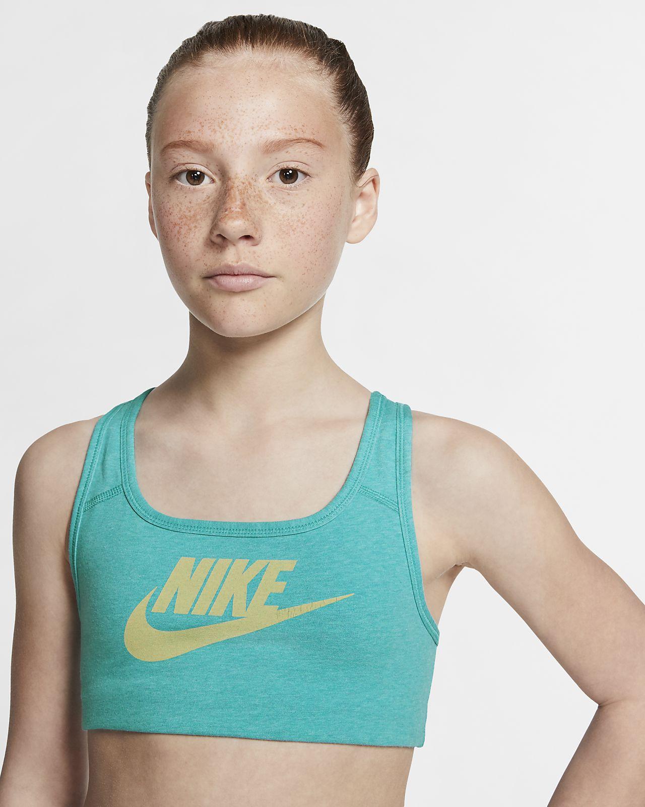 Nike Sportswear Girls' Everyday Bra