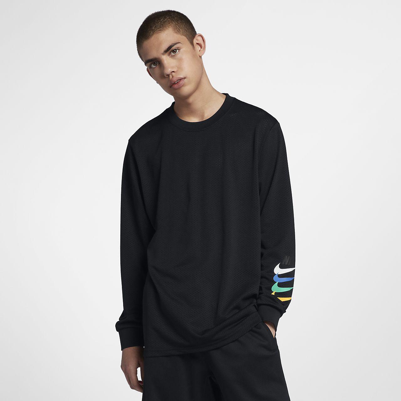 ... Nike SB Dri-FIT Men's Long Sleeve Top