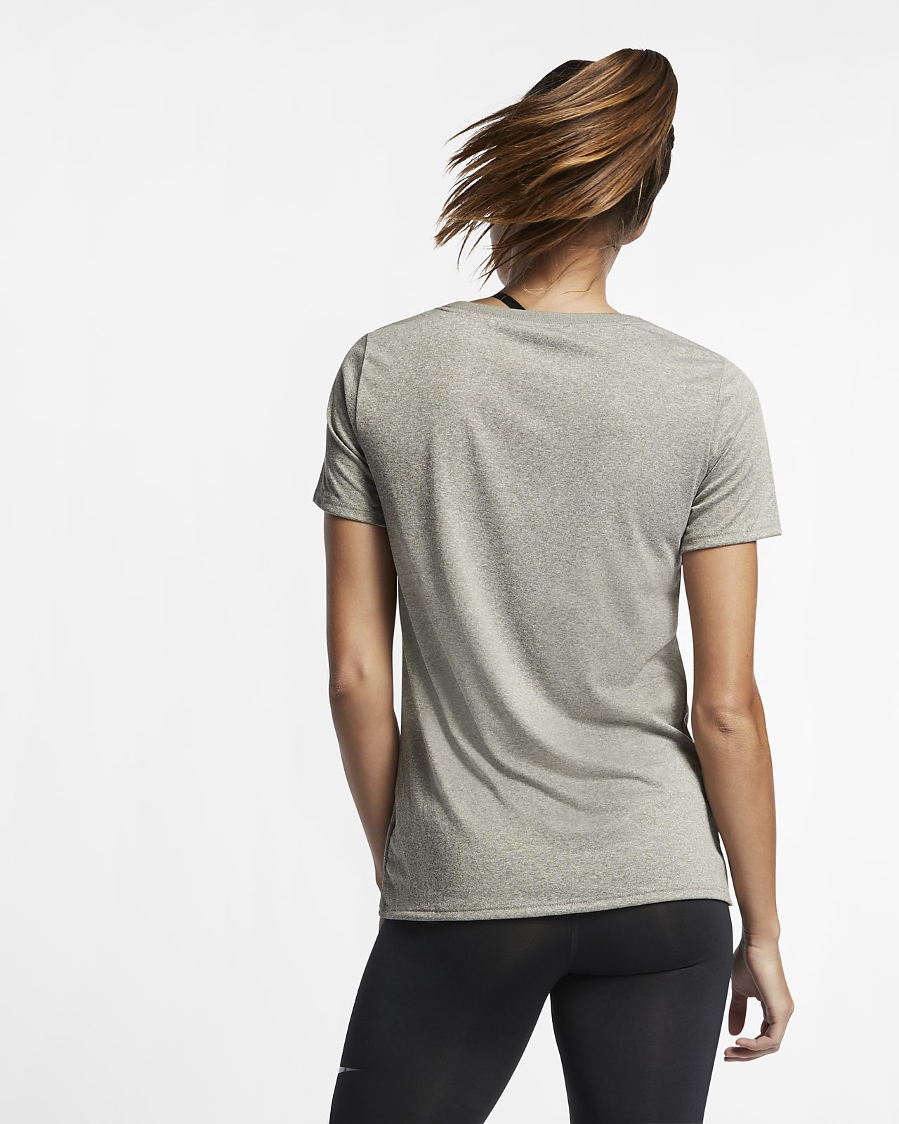 Women's Training T-Shirt. Nike Dri-FIT