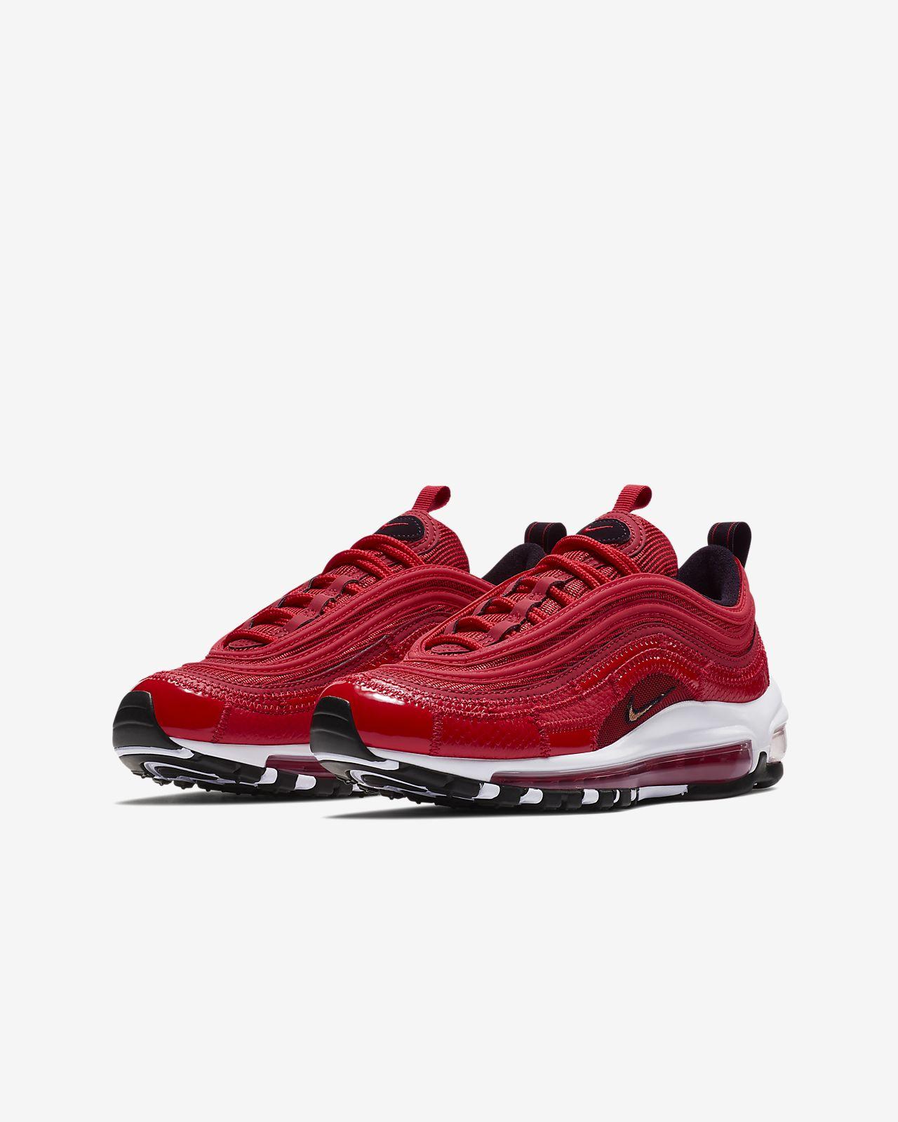 nike air max 97 ultra '17 women's shoe red nz