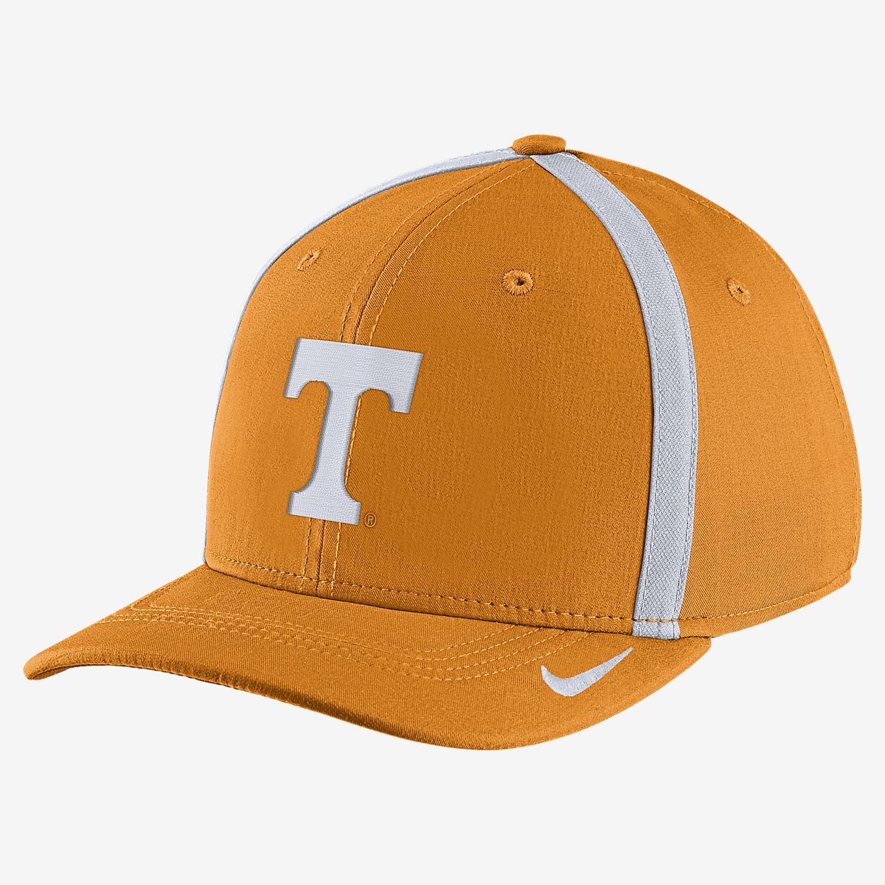 ... Nike College AeroBill Swoosh Flex (Tennessee) Fitted Hat