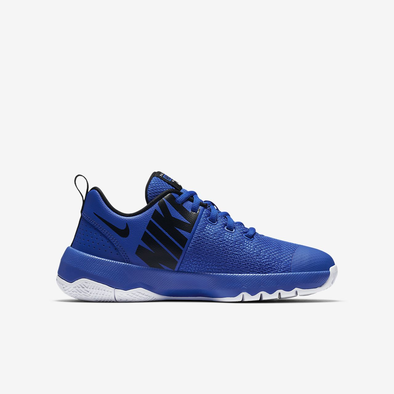 quality design 82b51 e8175 ... Nike Team Hustle Quick Big Kids  Basketball Shoe