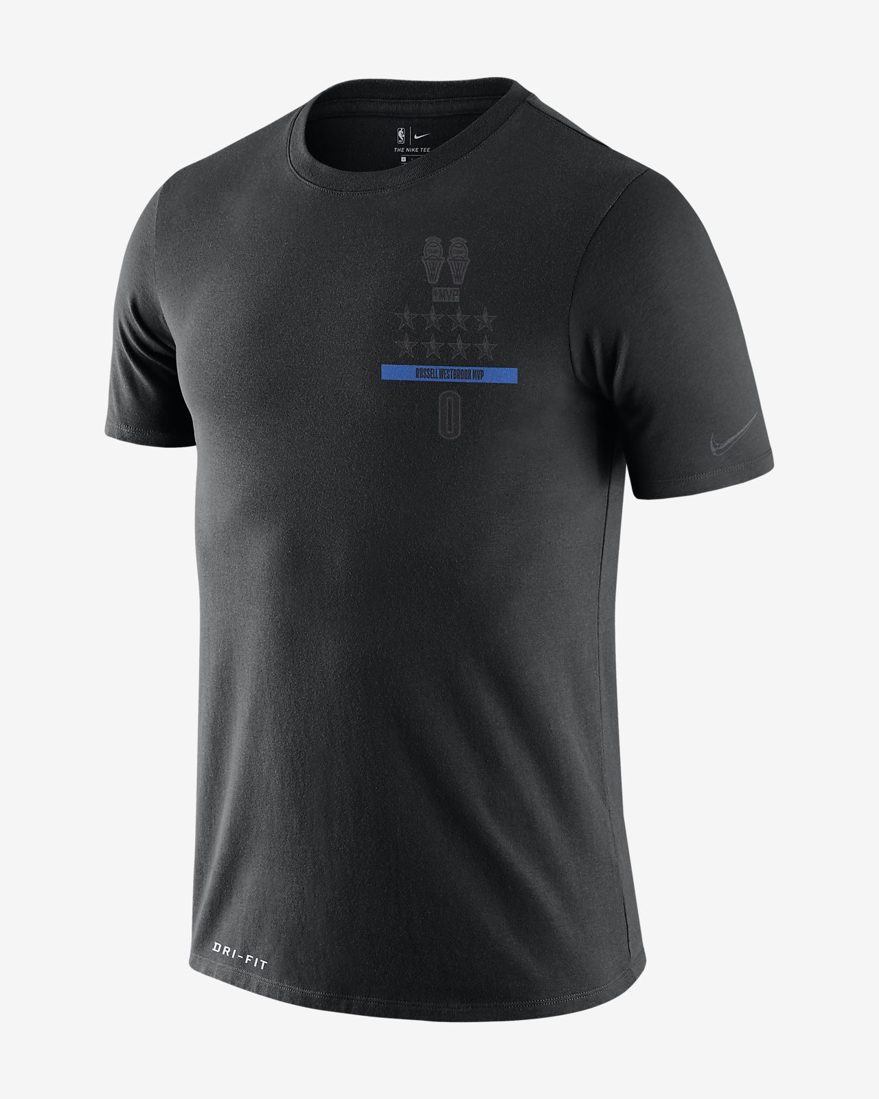 "T-shirt Russell Westbrook Nike Dri-FIT ""MVP"" NBA - Uomo"