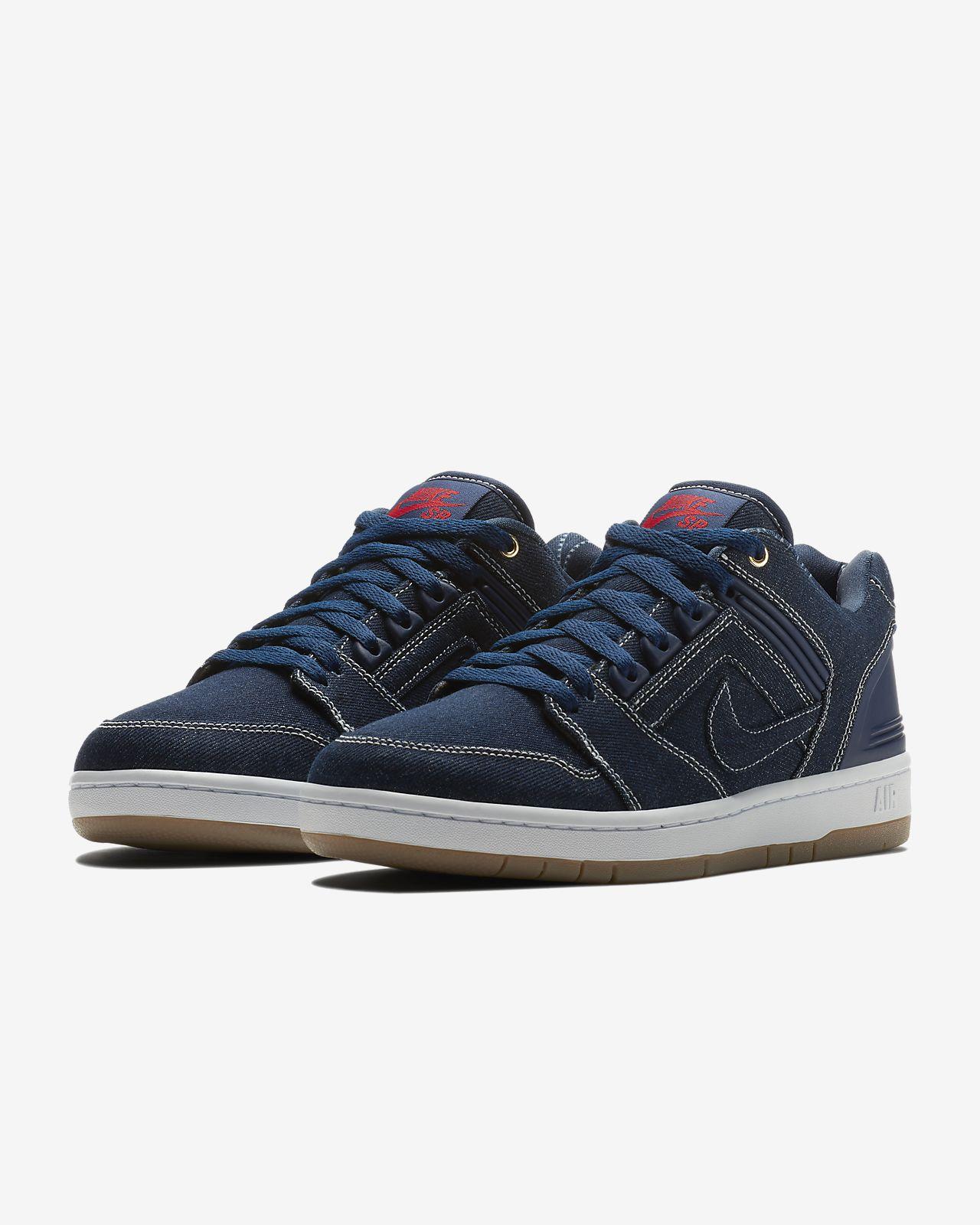 ... Nike SB Air Force II Low Men's Skateboarding Shoe