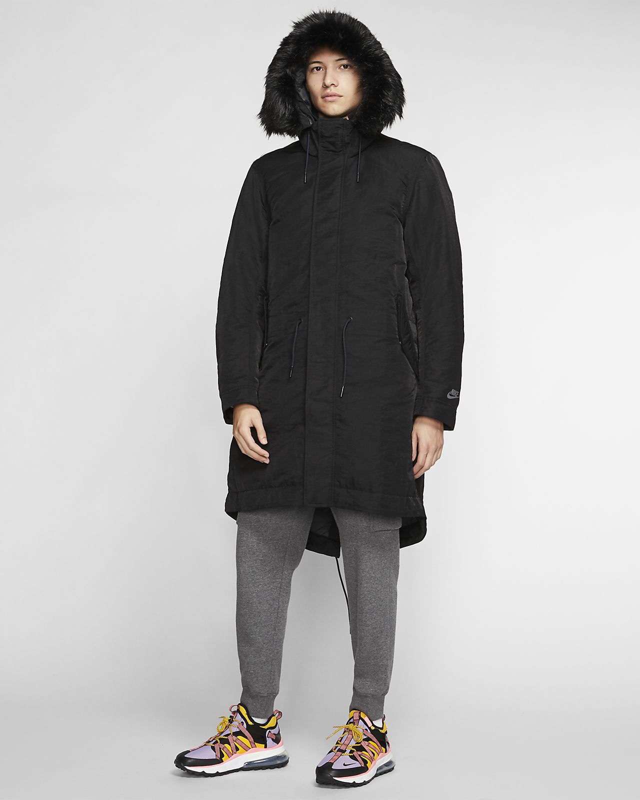 Nike Sportswear Down-Fill Hooded Parka